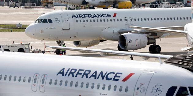 La grève coûte maintenant plus cher à Air France que les augmentations demandées par les