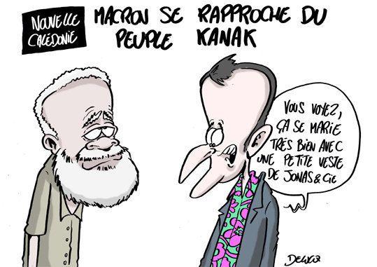 L'art (délicat) de la séduction d'Emmanuel Macron en