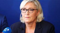 Les juges aggravent la mise en examen de Le Pen dans l'affaire des assistants