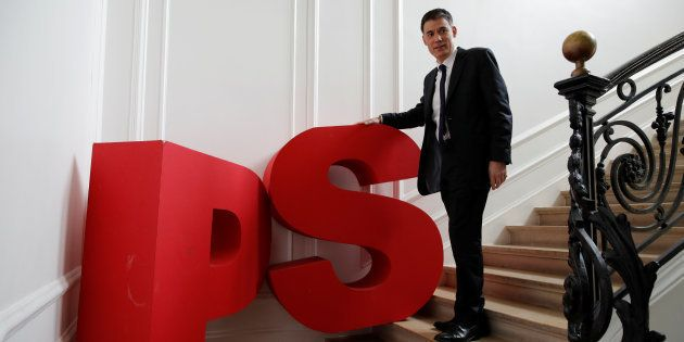 Au Parti socialiste, les portes claques (au sens propre et au figuré) (photo
