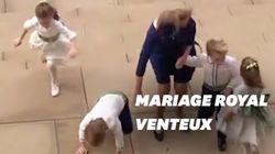 Le mariage de la princesse Eugenie a reçu un invité de marque: le