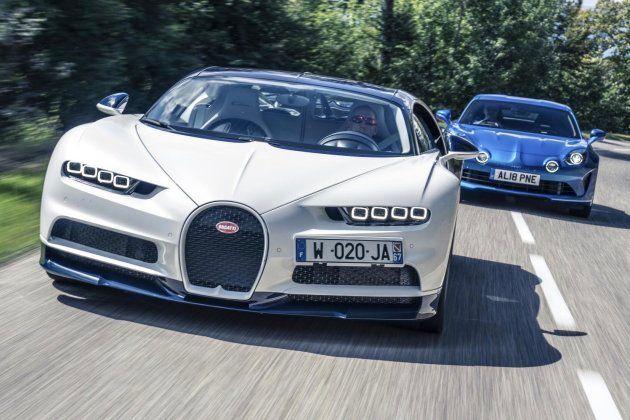 Bugatti +