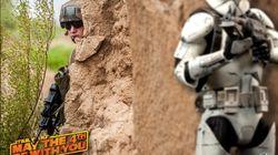 La Journée Star Wars a beaucoup inspiré l'armée cette