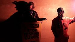 Des militants de Greenpeace s'introduisent dans une centrale