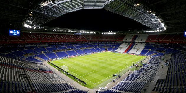 Le Groupama Stadium de