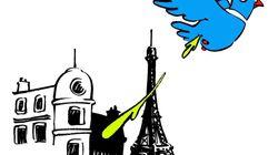 Charlie Hebdo de retour sur Twitter après