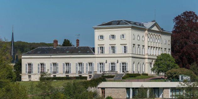 Le campus d'HEC Paris à Jouy-en-Josas dans les