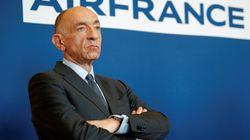 Désavoué par ses salariés, le PDG d'Air France