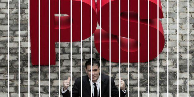 Au Parti socialiste, Olivier Faure voit son mouvement partir en lambeaux de scission en
