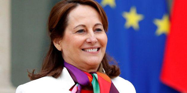 L'ancienne ministre Ségolène Royal est sollicitée par des dirigeants socialistes pour mener la liste...