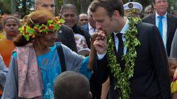 Macron promet de ne pas