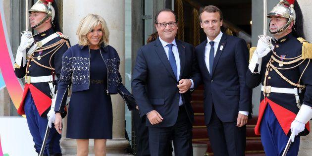 François Hollande remporte le prix de l'humour politique
