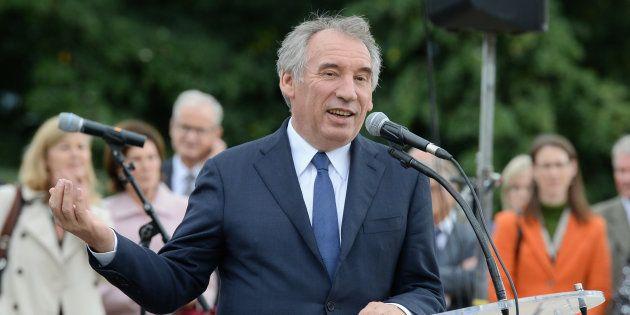 François Bayrou à Pau le 8 octobre
