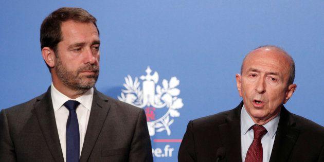 Le délégué général de LREM Christophe Castaner remplace Gérard Collomb au ministère de