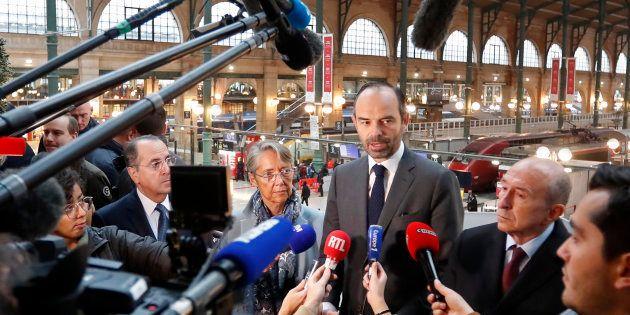 Edouard Philippe a accepté de rencontrer les syndicats pour débloquer le conflit à la