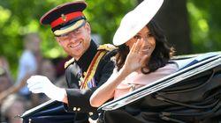 Meghan Markle et le prince Harry attendent leur premier