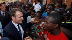 Macron annonce un fonds d'un milliard d'euros pour les PME