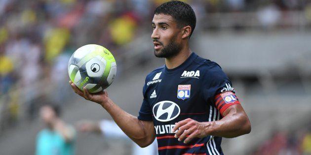 Nabil Fekir (ici en août 2017 à Nantes) sera à Liverpool la saison prochaine selon plusieurs