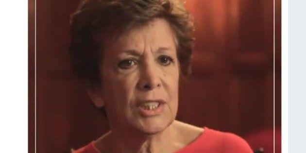 Catherine Laborde, après avoir témoigné sur sa maladie de Parkinson, a reçu beaucoup de soutiens de la...