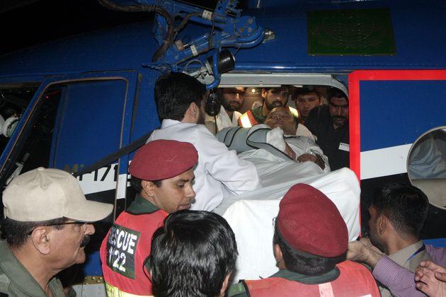 Pakistan: le ministre de l'Intérieur, Ahsan Iqbal, blessé par