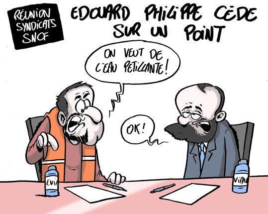 Ce qu'Edouard Philippe va céder aux
