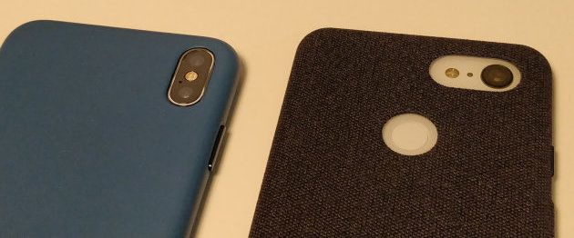 google pixel 3 iphone xs