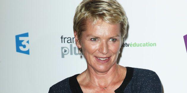 Elise Lucet, journaliste et présentatrice d'Envoyé Spécial et de Cash