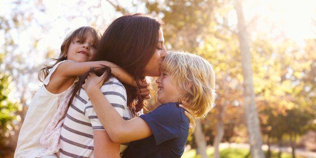 C'est maintenant que je suis maman que je réalise qu'il est difficile de ne transmettre que le meilleur de moi-même à mes enfants.