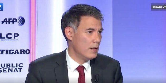 Migrants: Olivier Faure appelle la France à donner un pavillon à