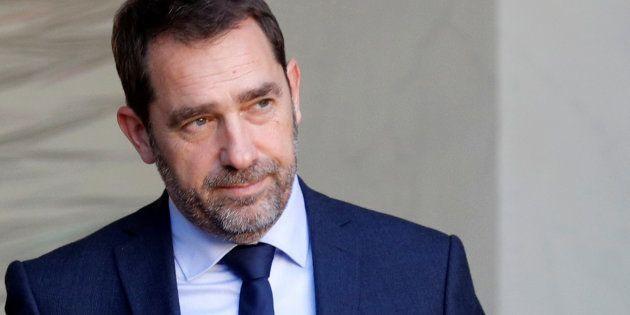 Christophe Castaner, nouveau délégué général de La République en Marche et Secrétaire d'État auprès du...