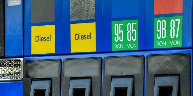 Le diesel est plus cher que l'essence dans près d'un quart des stations, et c'est une