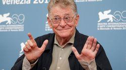 Le cinéaste Ermanno Olmi, Palme d'or du festival de Cannes, est