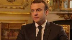 Un documentaire sur Macron bien trop