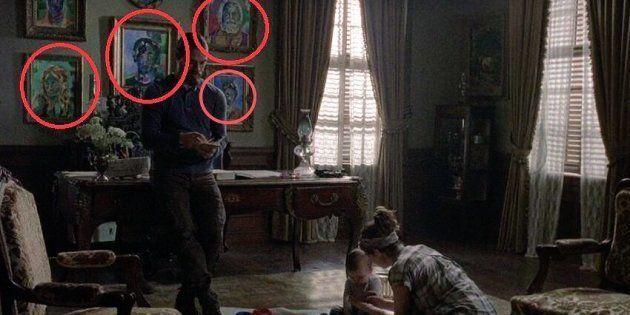 The Walking Dead S09E02: le détail émouvant que vous avez