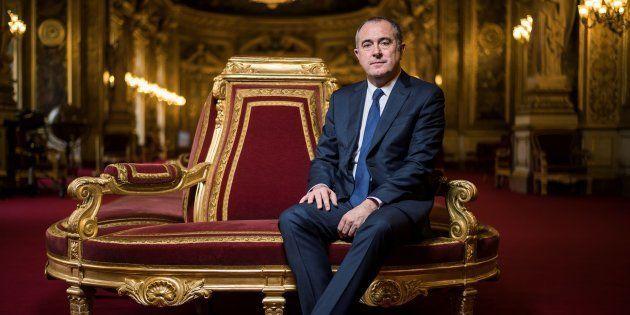 L'ancien socialiste Didier Guillaume (ici au Sénat en 2016) devient ministre de