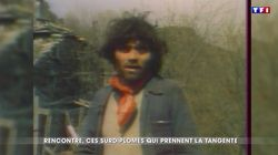 Au 20H de TF1, un sujet sur la reconversion professionnelle a utilisé des images du