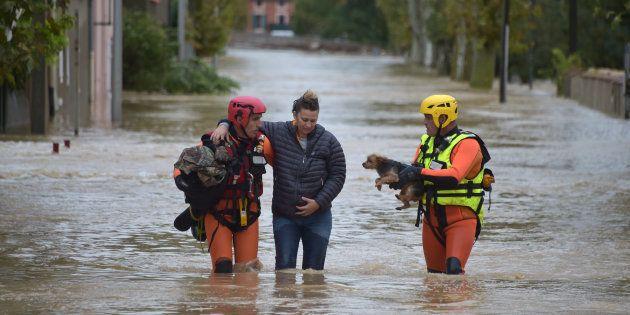 Après les inondations dans l'Aude, les victimes doivent surmonter le choc psychologique