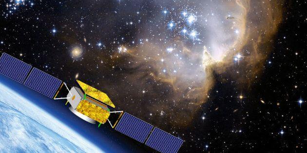 Ce satellite chinois a trouvé la meilleure piste pour dénicher la matière