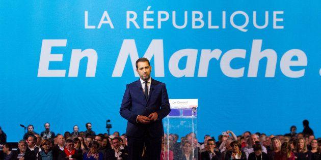 Nommé ministre de l'Intérieur, Christophe Castaner va quitter la direction de La République En