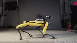 Ce robot danse mieux que vous sur