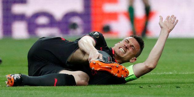 Laurent Koscielny est forfait pour la coupe du Monde après sa blessure au tendon