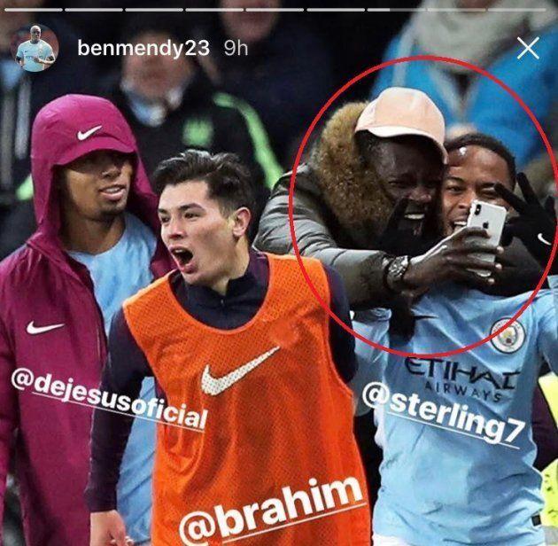 Benjamin Mendy a vite oublié sa grave blessure quand son coéquipier a marqué à la dernière