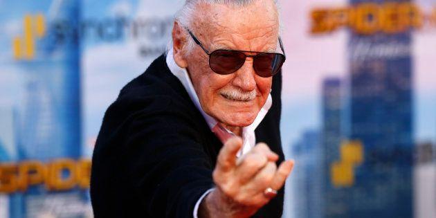 Spider-Man a failli être tué dans l'oeuf, raconte son créateur Stan
