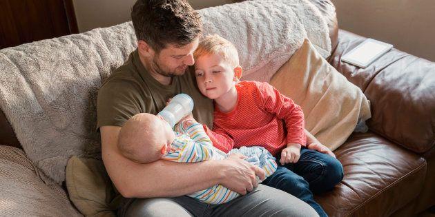 Notre congé paternité nous a fait comprendre que le congé parental doit être plus équitable.