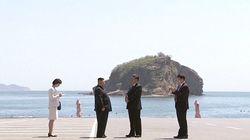 Les images de la nouvelle visite surprise de Kim Jong Un en