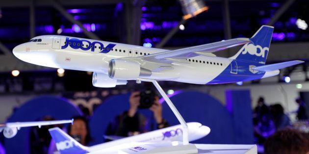 Joon face à Transavia ou Easyjet: où se place la nouvelle compagnie en terme de