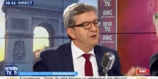 Jean-Luc Mélenchon calme le jeu
