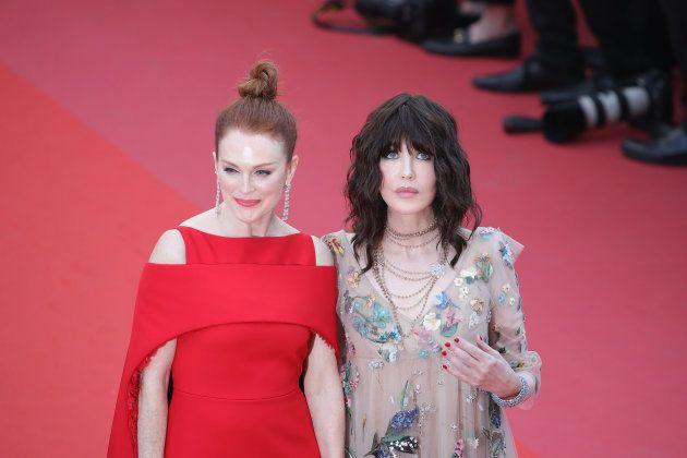 Cannes 2018 : Isabelle Adjani en robe très printanière pour l'ouverture du
