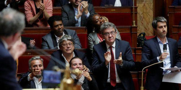 Après la perquisition houleuse au siège de la France Insoumise, Jean-Luc Melenchon est critiqué par LREM...
