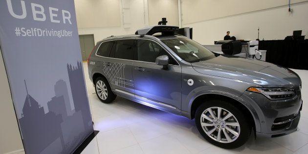 La voiture autonome d'Uber aurait bien vu le piéton avant de l'écraser, mais l'aurait pris pour autre